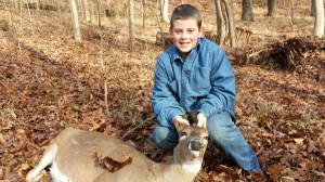 Hunting at Evans Branch Farm