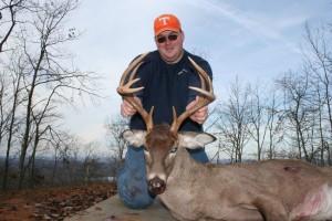 Hunting at Evans Branch Farm